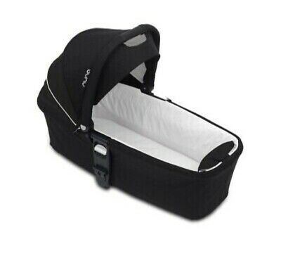 Nuna MIXX Black Baby  Bassinet For Stand And Stroller