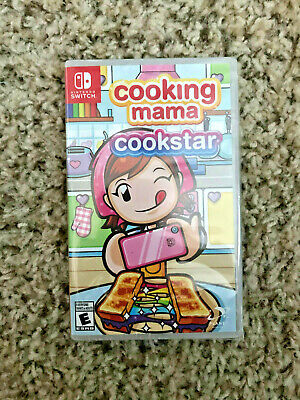 Cooking Mama: Cookstar - Nintendo Switch 2020 *IN HAND* - PULLED FROM STORES