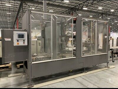 Pearson Packaging System Cartoner, Carton Erector   Mfg: 2014