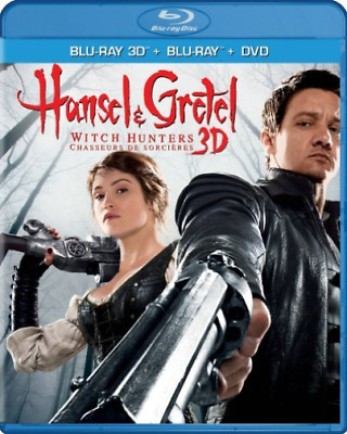 Action/Adventure-Hansel & Gretel: Witch Hunters (W/Dvd) (Unrated) Td New