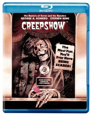 NIELSEN,LESLIE-Creepshow Blu-Ray NEW