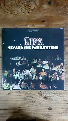 Sly And The Family Stone* ‎– Life Sundazed Music ‎– LP 5145, Epic ‎