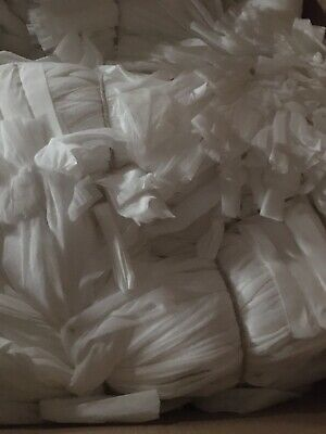 Big White Kentucky Mop Sewn Big White Centre JOB LOT 400 Pieces 8 Boxes Of 50