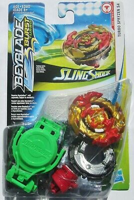 ++ Beyblade Burst TURBO Sling Shock - Turbo Spryzen S4 - SHIPS IN A BOX