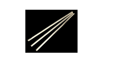 "Glass Stirring Rod - 10"" Long, 6 MM Diameter Lab Use Stir Bar Stirrer Laboratory"
