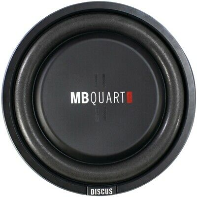Mb Quartr Ds1-254 10In Shallow Subwoofer