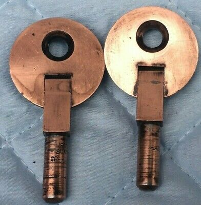 Simanco Round Vintage Singer sewing machine Table Hinges