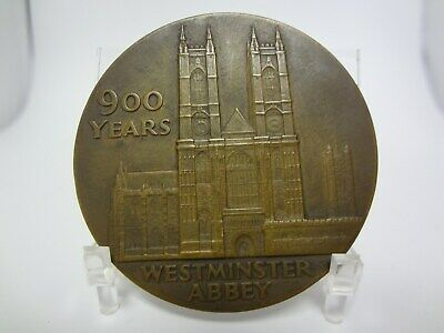 Westminster Abbey 900 years medal