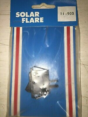 On-Off Rocker Switch (Solar Flare) #11-903 (45 pieces)