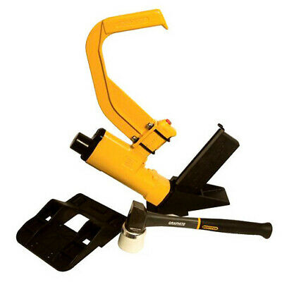 Stanley Bostitch Mallet Actuated Pneumatic Industrial Flooring Stapler Kit