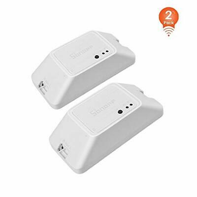 Sonoff Basic NEUF Interrupteur Wifi Universel Domotique 2300w iOS Androïd