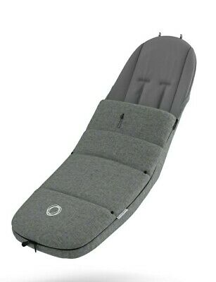 NEW Bugaboo Winter Footmuff in Grey Melange - Universal For Most Models