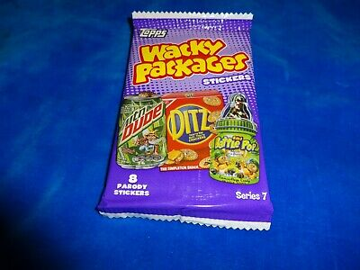 C1770 Rat Guard #52 Wacky Packages Series 7 Topps 2010 Sticker Trade Card