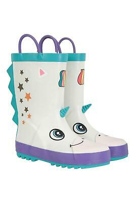 Mountain Warehouse Kid Character Junior Welly Wellies
