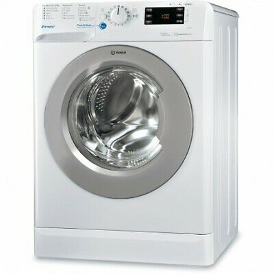 Indesit BWE91284XWSSSIT Lavatrice Carica Frontale 9 Kg 1200 Giri