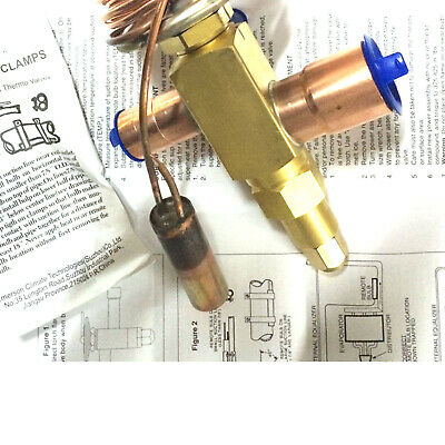 H●Emerson TX6-H06 Thermal Expansion Valve New