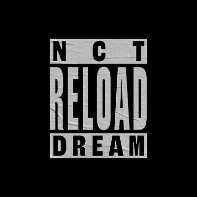NCT Dream - Reload Album CD+Booklet+Photocards+Tracking Number