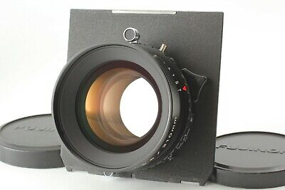 【MINT】 Fujifilm CM FUJINON W 210mm f/5.6 COPAL Large Format by FedEx from JAPAN