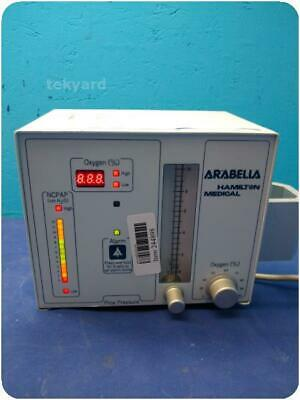 Hamilton Medical 158000 Arabella Infant Ventilator ! (244898)
