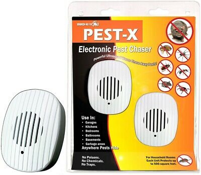 PX-110-2 Pest-X Pest Repeller 110V 2Pack