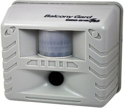 BG Balcony Gard Ultrasonic Bird Repeller