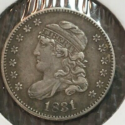 1831 Capped Bust  Half Dime    Nice Coin