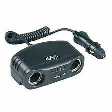 RMS7 RING AUTOMOTIVE 12v Multisocket with USB charging socket