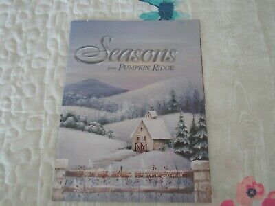 Seasons From Pumpkn Ridge Tole Decorative Painting Pattern Instruction Book