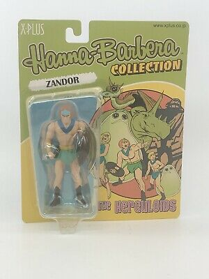 Hanna Barbera Collection The Herculoids Zandor Action Figure MINT