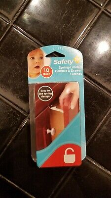 Child Safety Cabinet And Drawer Latches NEW