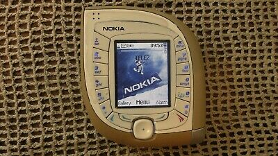 Unlocked Nokia 7600 Rare Mobile Phone For Collectors Made In Finland