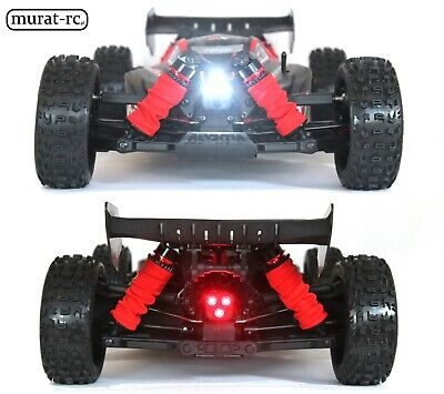 LED Lights Kit For ARRMA TYPHON 6S BLX Buggy by murat-rc