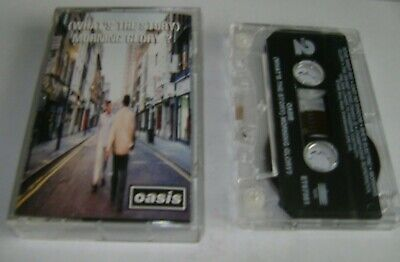 (What's The Story) Morning Glory? Oasis cassette tape