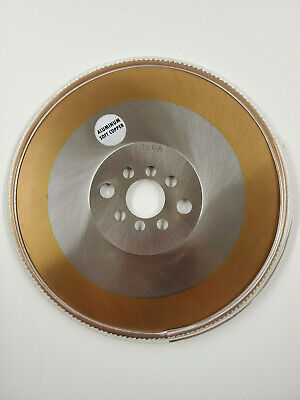 NEW Cold Saw Blade 225mm x 2.0mm x 32mm x 180T TiCN Coated