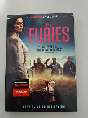 The Furies - DVD SIZE - SLIPCOVER ONLY - NO DISC