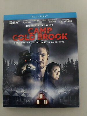 Camp Cold Brook - BLU RAY SIZE - SLIPCOVER ONLY - NO DISC