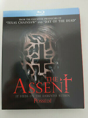 The Assent - BLU RAY SIZE - SLIPCOVER ONLY - NO DISC