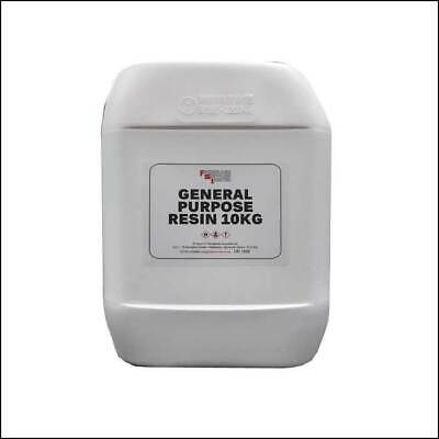 General Purpose Fibreglass GRP Polyester Resin with Catalyst 10kg