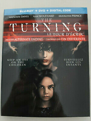 The Turning - BLU RAY SIZE - SLIPCOVER ONLY - NO DISC