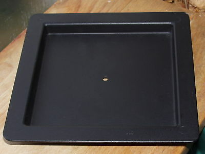 Arca 171mm  Monorail recessed lensboard pilot hole no.2