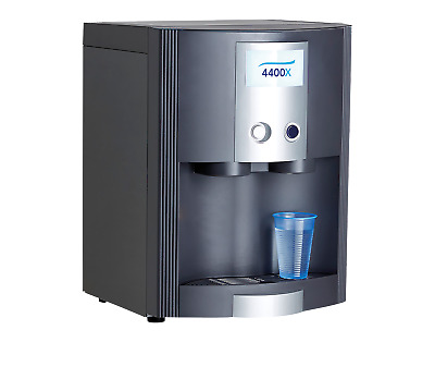 4400 Plumbed In Table Top Ambient and Cold Water Cooler