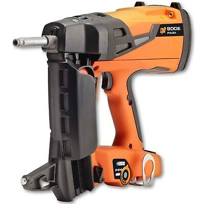 Spit Pulsa 800E Gas Nailer Nailing Machine in case with Safety SP018340