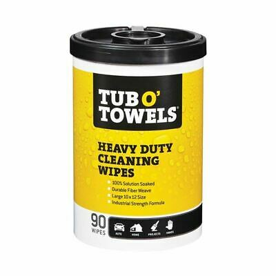 Tub O Towels TW90 Economy Wipes (Pack of 2)