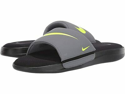 Nike Ultra Comfort Slide Black White 882687-003 Men's 8 9 New With Box Sandals