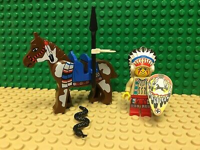 LEGO Western Chiefs Tepee Cloth Cover From Set 6746 Horse PatternVintage Set