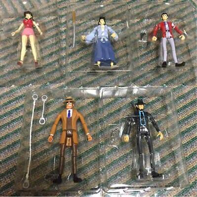 Lupine the Third Action Figure Set