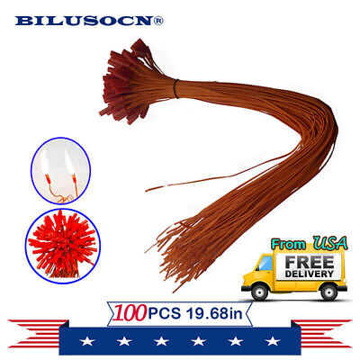 100pcs/lot 19.68in Fireworks Wire For Fireworks Firing System USA Free Ship