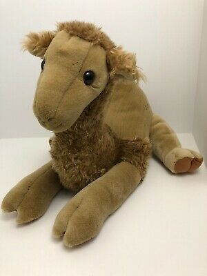 """Luxor Collectible Stuffed Plush Camel Classic Kids Toys 18"""""""