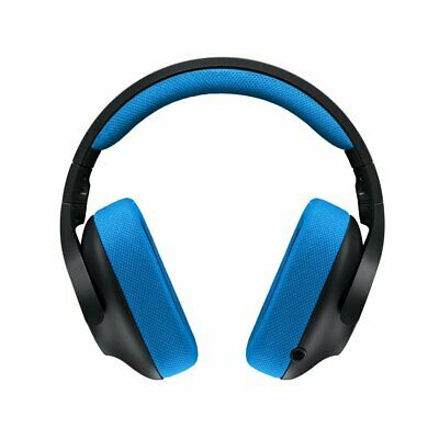 Logitech G233 Prodigy Gaming Headset for PC PS4 PRO Xbox One S Nintendo Switch
