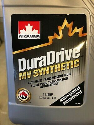Petro-Canada: DuraDrive MV Synthetic - ATF - Lot of 4